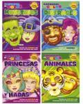 Carnaval color (4 títulos) (Carnaval de color)
