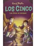 LOS CINCO SE ESCAPAN - VUELVEN LOS CINCO
