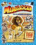 MADAGASCAR. LIBRO DE ACTIVIDADES CON PEGATINAS