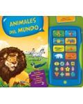 ANIMALES DEL MUNDO (APRENDE CON SONIDOS)