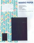 Agenda Makro Paper 150x210 mm Día Página azul
