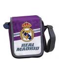 Bolso Bandolera Real Madrid con Solapa