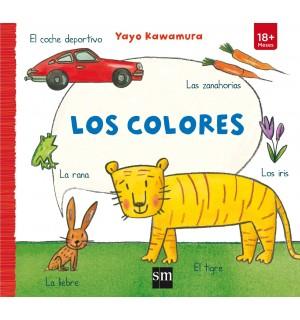 Los Colores (Libros de cartón)