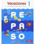 VACACIONES DE REPASO CAST 1º PRIMARIA ED