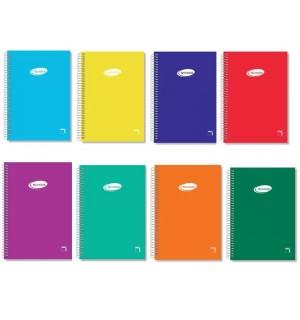 Cuaderno Rallado  60 gr Formato 4º School