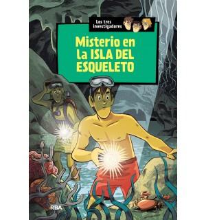 LOS TRES INVESTIGADORES 6: MISTERIO EN LA ISLA DEL ESQUELETO