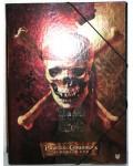Carpeta Gomas Piratas Del Caribe Folio Clasificadora