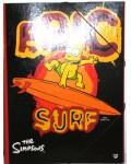 Carpeta Gomas Simpsons Folio Clasificadora