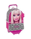Mochila con Carro Barbie fabulous Life
