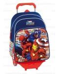 Mochila con Carro Marvel Heroes