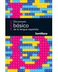 Diccionario Básico de la Lengua Española Santillana