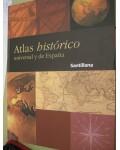 Atlas Histórico Universal y de España Santillana