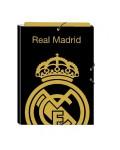 Carpeta con gomas solapa Real Madrid