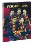 Carpeta Folio Gomas Solapas Fc Barcelona