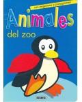 ANIMALES DEL ZOO PEGATINAS Y PICTOGRAMAS