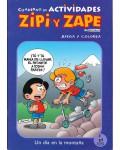 ACTIVIDADES ZIPI Y ZAPE (JUEGA Y COLOREA)
