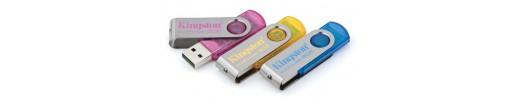 USB Y TARJETAS DE MEMORIA